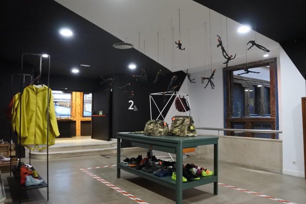 el paracaitista madrid
