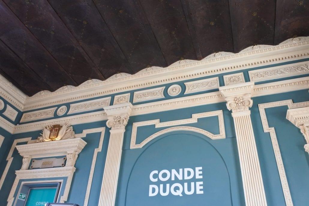 conde duque madrid