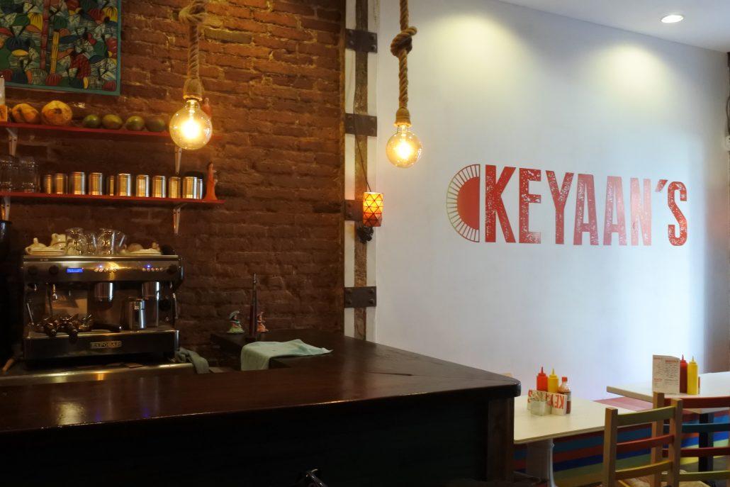 Keyaan's madrid