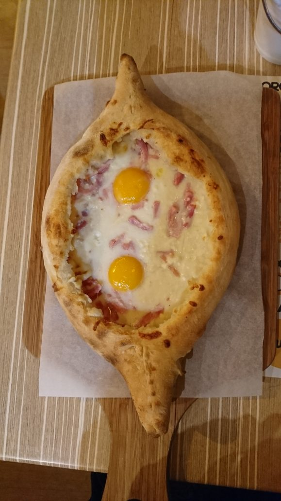 georgia madrid khachapuri