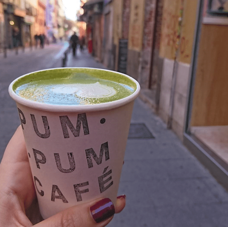 pumpum cafè madrid