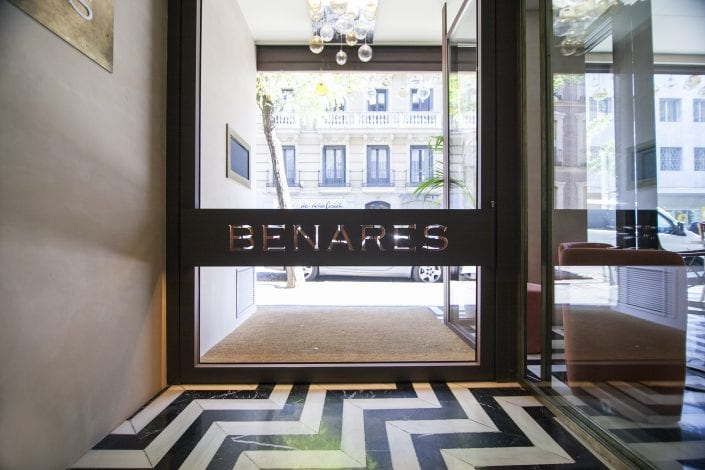 benares barra madrid