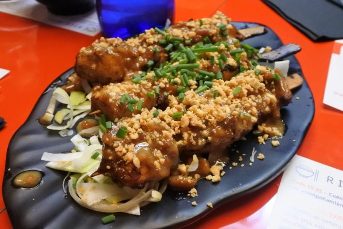 tuk tuk asian street food