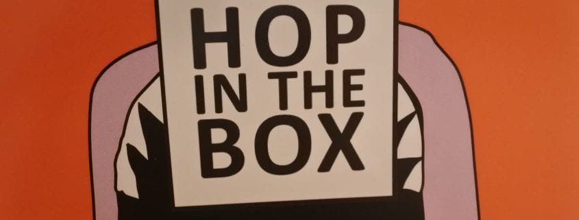 hop in the box