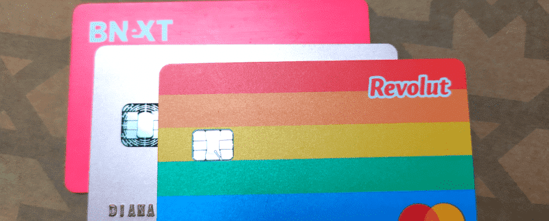 Discover the differences between N26, Revolut and BNEXT